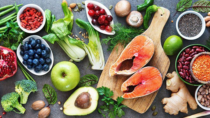 Good Food For Health – Stay Healthy With Fruit Juices and Other Natural Body Building Foods
